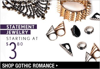 Statement Jewelry Starting at $3.80 - Shop Now