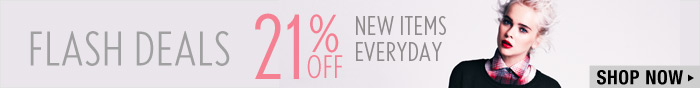 Flash Deals - New Items Everyday! - Shop Now