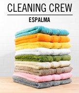 Cleaning Crew. Espalma.