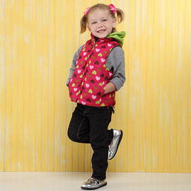 Sugar Coated: Girls' Outerwear