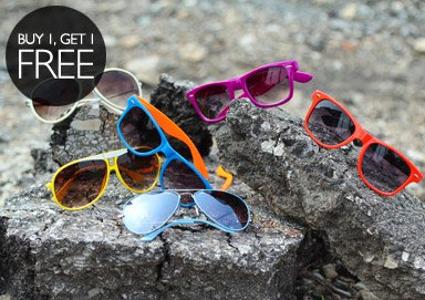 Shop Sunglasses Blowout