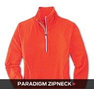 Paradigm Zip Neck >
