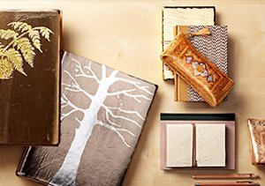 Chic Stationery, Notebooks and Journals