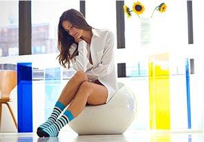 Etiquette Socks