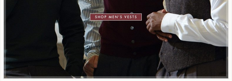SHOP MEN'S VESTS
