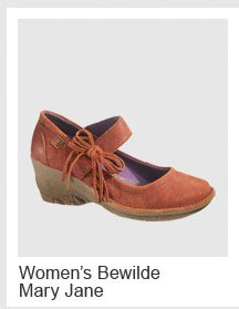 Women's Bewilde Mary Jane