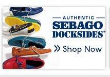 Authentic Sebago Docksides