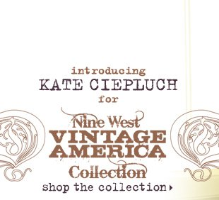 Click here to shop Nine West Vintage America Collection