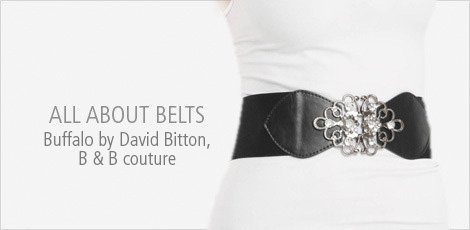 All About Belts