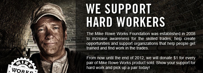 We Support Hard Workers