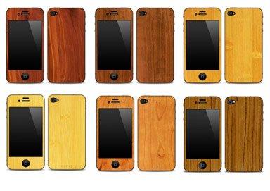 Shop Wooden Skins by Karvt