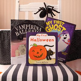 Frightfully Fun: Books & Toys