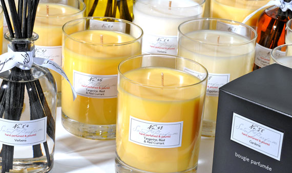 Saint Parfum   -- Visit Event