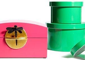The Bright Side: Colorful Lacquerware