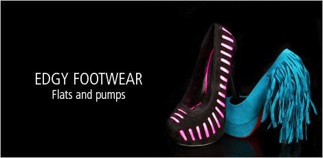 Dirty Edgay Footwear Lingerie