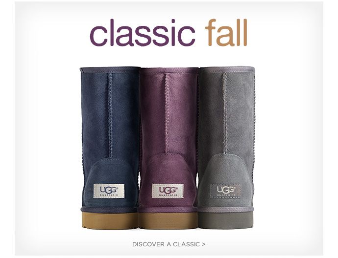 Classic Fall - Discover a classic