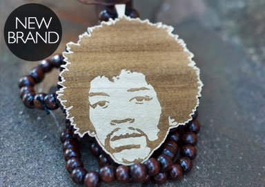 Shop Wooden Jewelry by Woodnam