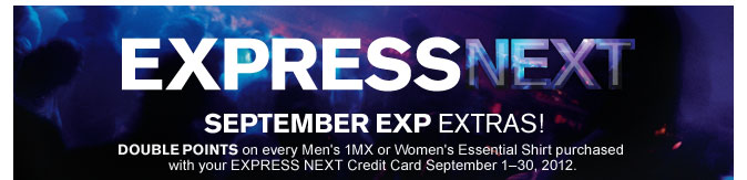 EXPRESS NEXT REWARDS