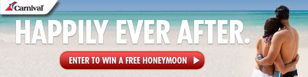 Enter to win a free honeymoon
