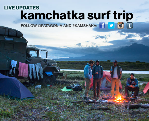 Kamchatka Surf Trip