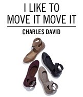 I Like To Move It, Move It. Charles David.