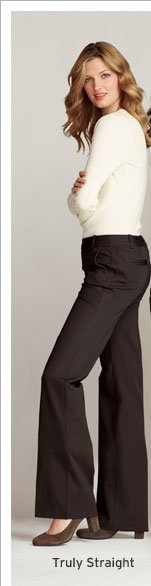 Shop Truly Straight Fit Pants