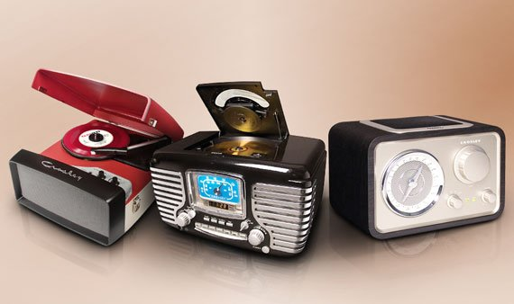 Crosley Radio   -- Visit Event