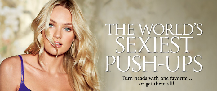 The World's Sexiest Push-Ups