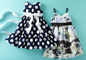 Girls Dresses Featuring Pippa & Julie and Marmellata