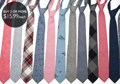 Shop Premium Ties & Bow Ties
