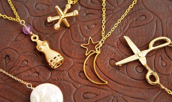Necklaces by Rafia  -- Visit Event
