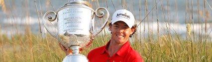 Rory Wins PGA Championship