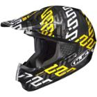 HJC CS-MX Link MC-3 Motocross Helmet