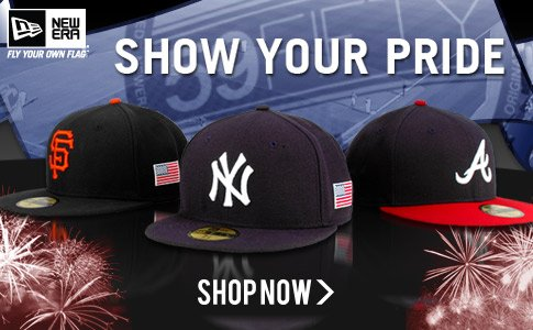 Shop New Era 59FIFTY on field 9-11 patch caps