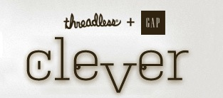 Threadless + Gap Clever