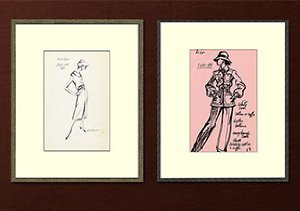 Fashion Week For The Home: Designer Sketches
