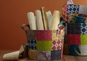 The Organized Home: Baskets, Trays & More