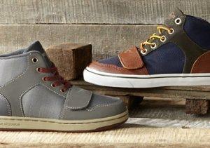 Kicks for Class: Children's Sneakers