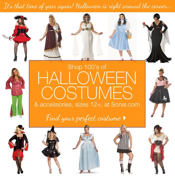 Find your perfect Costume
