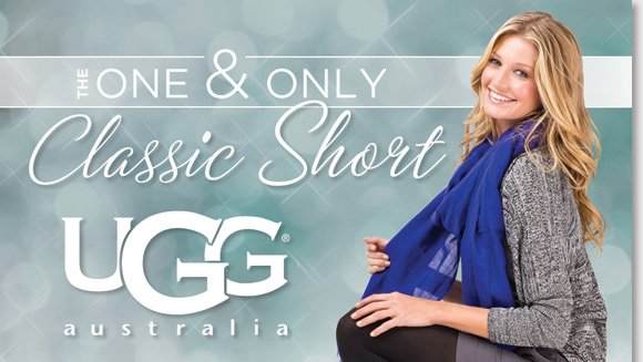 Shop the one and only UGG® Australia Classic short in the hottest colors of the season! Find the classic colors you love, vibrant new hues, and even fun styles from the Sparkle Collection. Find all the great styles at your one-stop shop for everything UGG® Australia online and in-stores at The Walking Company.