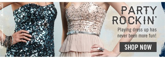 Shop Party Dresses