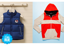 Be Bus-Stop Ready Kids' Jackets & Vests for Fall