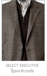 Select Executive Sportcoats