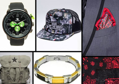 Shop New Arrivals: Accessories & Home