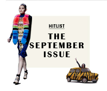 HITLIST SEPTEMEBER ISSUE - Shop Hitlist