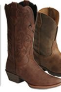 Boots $100 to $200
