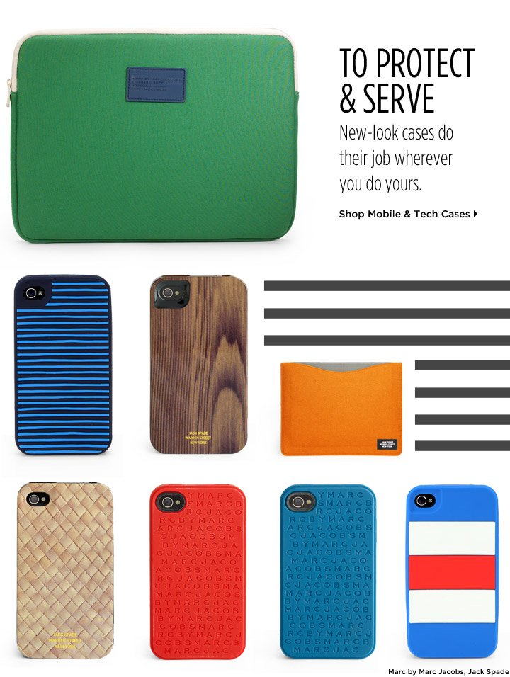 Shop Mobile & Tech Cases