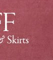 20 dollars off full priced skirts. ends 9.11.12