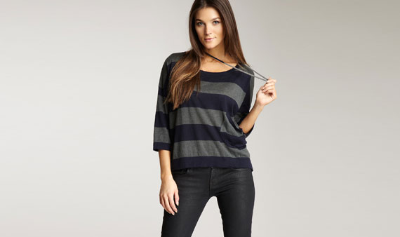 The Perfect Fall Outfit: Jeans & Tees   -- Visit Event