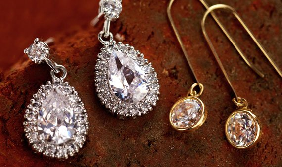 Shine for Fall: Classic Crystal Jewelry       -- Visit Event